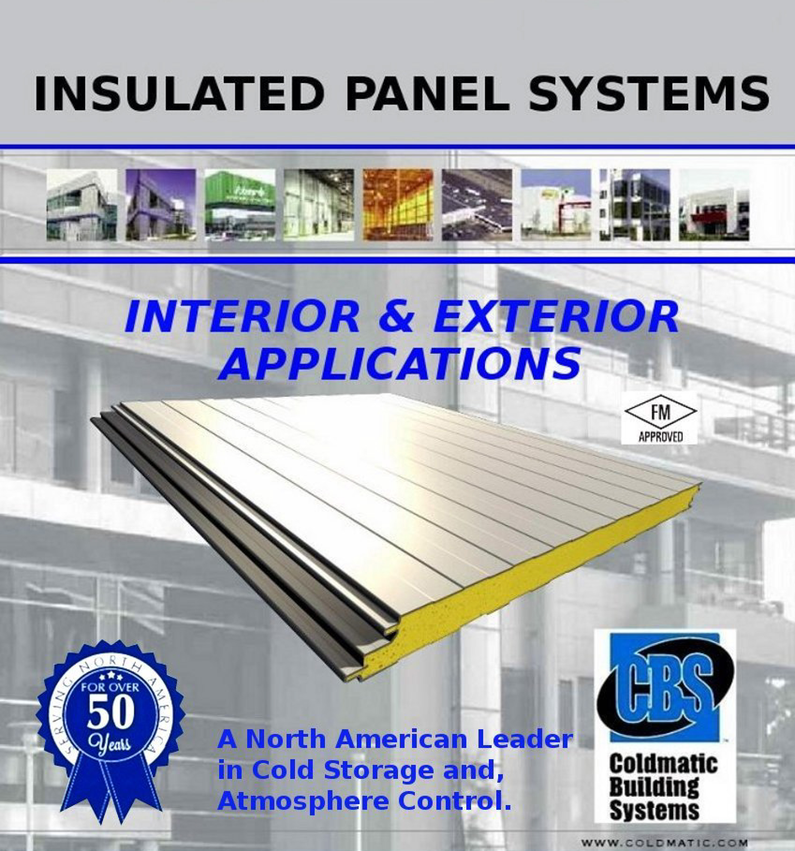 Interior & Exterior Applications