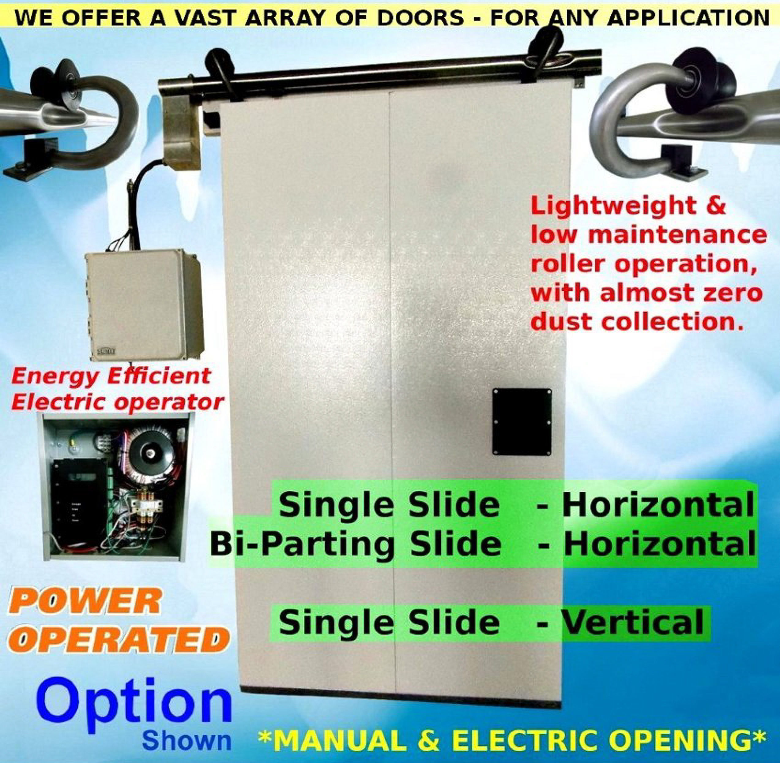 Energy Efficient Electric operator