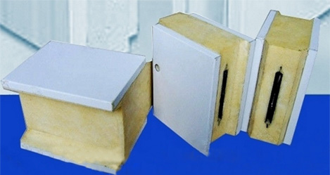 Camlock Insulated Panel System